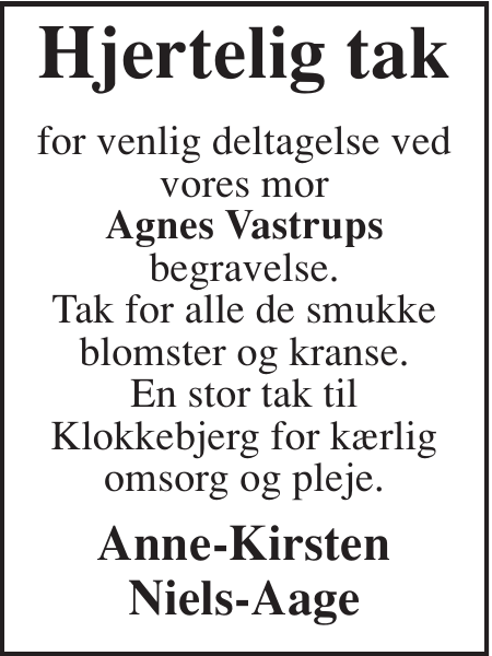 Agnes in valby - 3 1