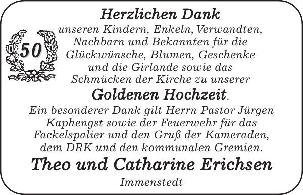 Goldene Hochzeit Flensburger Tageblatt