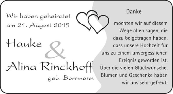 Hauke Und Alina Rinckhoff Hochzeit Cuxhavener Nachrichten