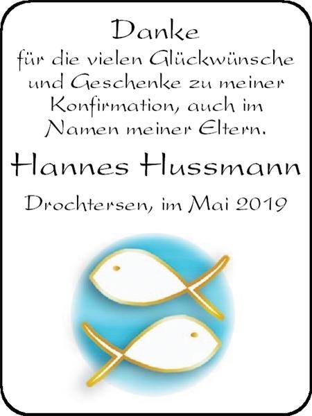 Danke Für Die Vielen Glückwünsche Und Geschenke Hannes
