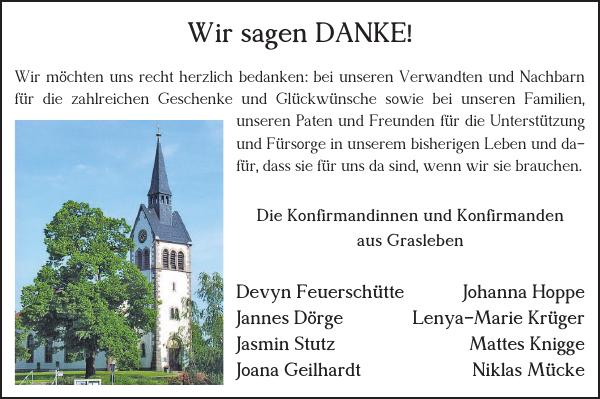 Devyn Feuerschütte Firmung Kommunion Konfirmation