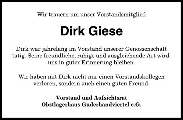 Dirk stader