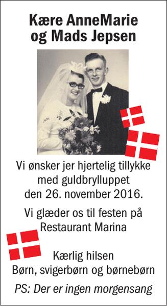 hjertelig tillykke med brylluppet