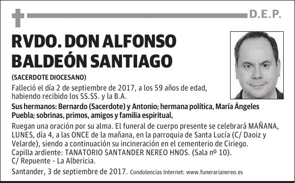 Alfonso Baldeón