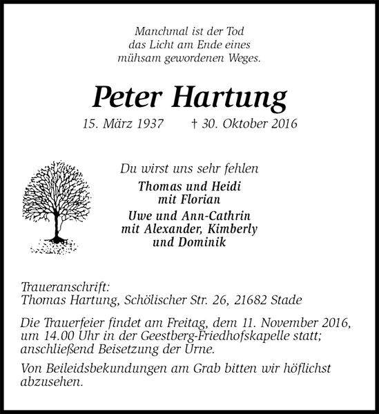 Peter Hartung